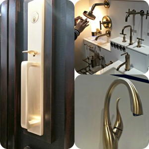 KBIS 2015 Trend - Brass Is Back