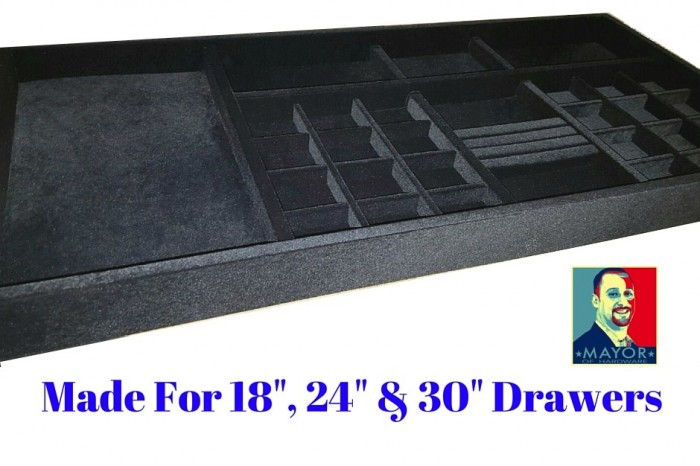 New Jewelry Trays From Eveready