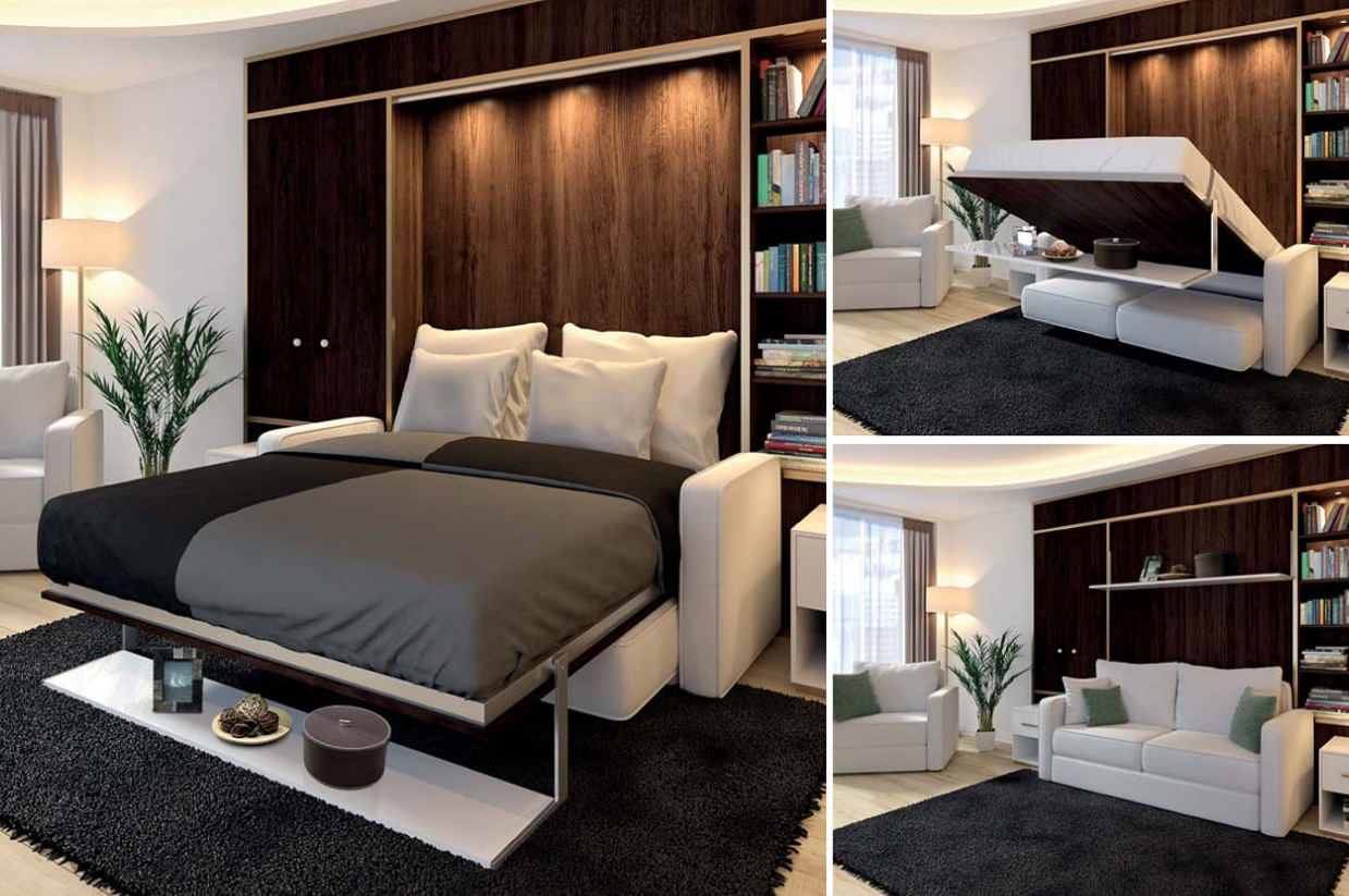 Multifunctional Bed