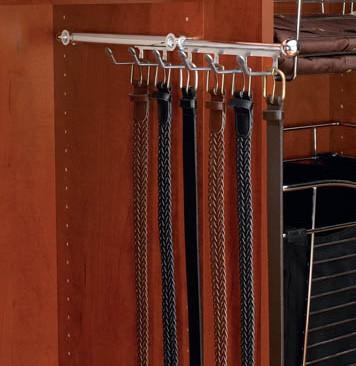 Rev-A-Shelf Sliding Belt Rack