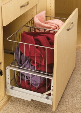 Rev-A-Shelf Closet Hamper