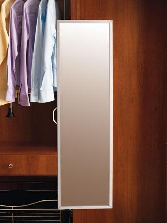 Rev-A-Shelf Pull Out Closet Mirror