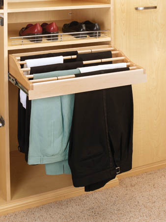 Rev-A-Shelf Pants Rack
