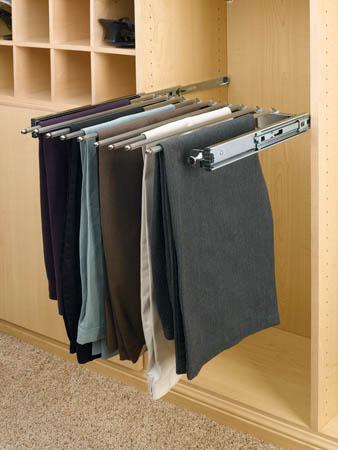 Rev-A-Shelf Chrome Pants Rack