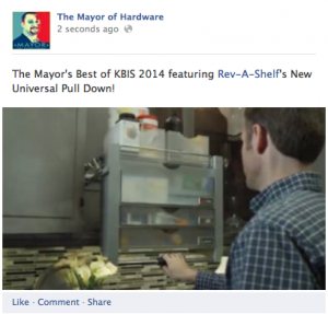 Take advantage of the latest Facebook Upate