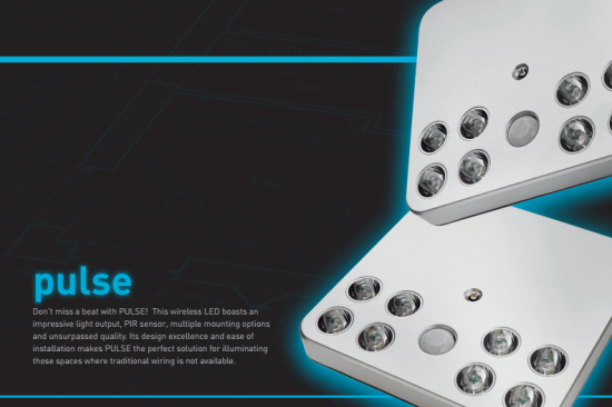 Pulse Wireless Closet Light